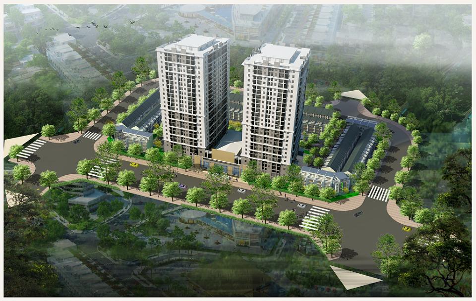 dự án HC Golden City 319 Bồ Đề